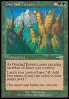 FOIL Terreno Gravato - Overlaid Terrain MTG MAGIC Nem Nemesis Eng/Ita
