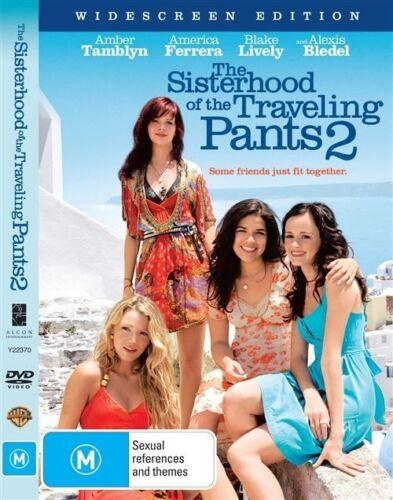 1 of 1 - The Sisterhood of the Travelling Pants 02 (DVD, 2009)