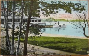 1910-Postcard-Willow-Dale-Steamboat-Landing-Lowell-MA