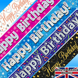 HAPPY-BIRTHDAY-BANNERS-HOLOGRAPHIC-STREAMERS-9FT-LONG-PARTY-BANNER