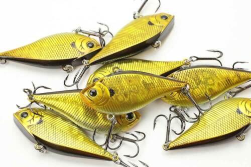 LUCKY CRAFT LV RTO 100-256 Aurora Gold