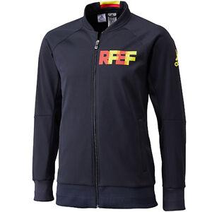 Details about adidas Men's Spain 2016 Anthem Track Jacket PunjabBright Yellow AI4440