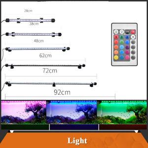 Aquarium-Fish-Tank-LED-Light-RGB-White-Blue-Strip-Bar-Lamp-Lighting-Submersible