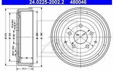 ATE 24.0225-2002.2 Bremstrommel