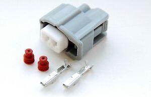 Toyota-LEXUS-2-Pin-Plug-Connector-90980-11875-90980-11875