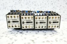 4x SIEMENS 3TB4117-0A SCHÜTZ set of 4