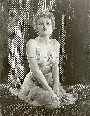 Org Vintage 1940s-60s Semi Nude RP- Asian Woman- Bra