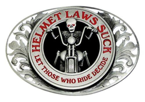 Biker Boucle De Ceinture Crâne Moto Squelette Vélo Design Authentique Dragon designs