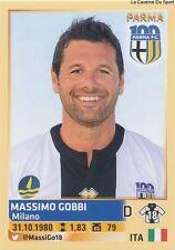 N°433 MASSIMO GOBBI # PARMA.FC ITALIA CALCIATORI 2014 PANINI STICKER