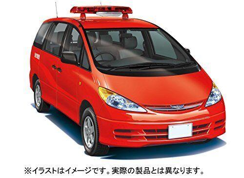 Fujimi model 1 24 inch up series No.263 Toyota Estima fire public relations vehi