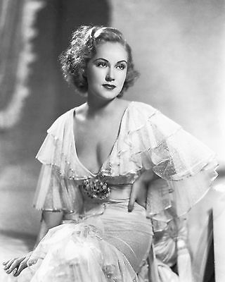 Fay Wray 8x10 B&W Classic Celebrity Photo #8