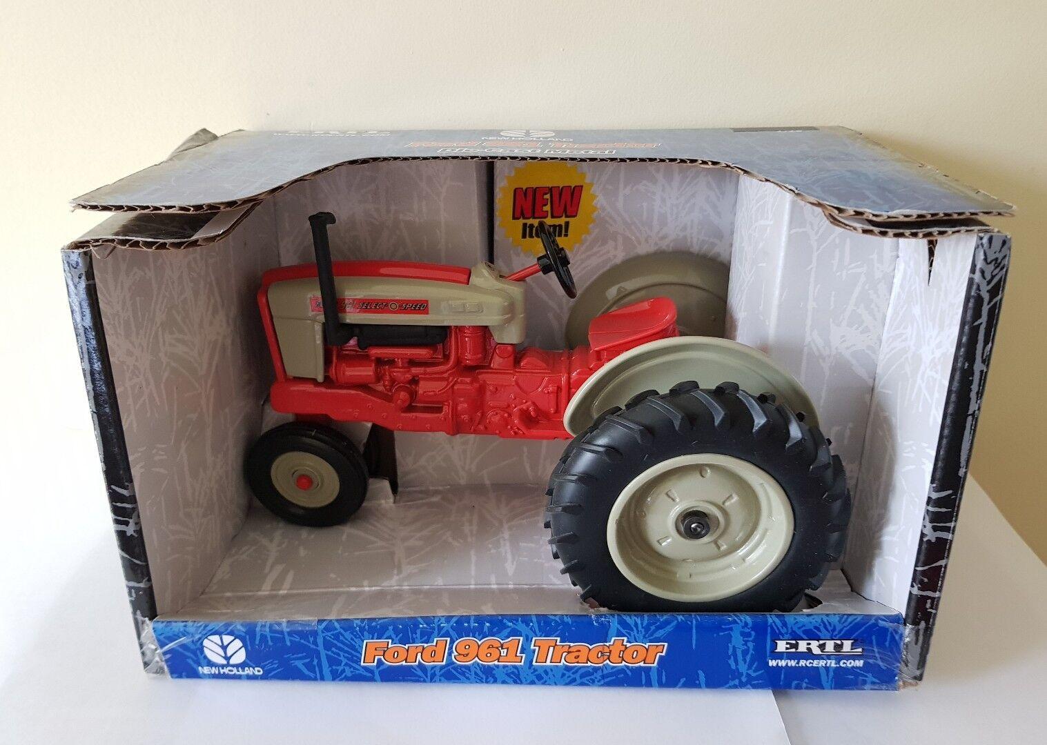 100% precio garantizado Ertl Escala 1 16 Tractor Ford 961 961 961  costo real