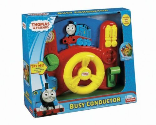Thomas /& Friends Thomas Busy Conductor Stimulating Imaginative Role Play New