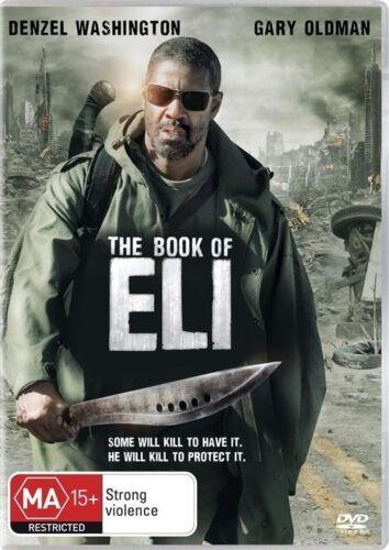 1 of 1 - The Book Of Eli (2010) Denzel Washington - NEW DVD - Region 4