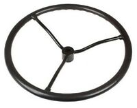 8n3600 Ford Tractor Steering Wheel Metal 8n-naa-600-700-800-900-400 4 Cyl Keyed