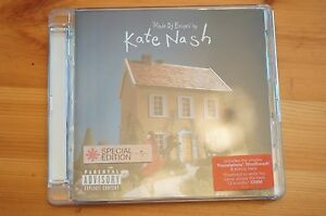 Made-of-Bricks-by-Kate-Nash-Special-Edition-18-CD-Euro-Jewel-Case-MINT