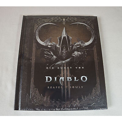 Diablo 3 Artbook -The Art of Reaper of Souls  -  OVP / sealed