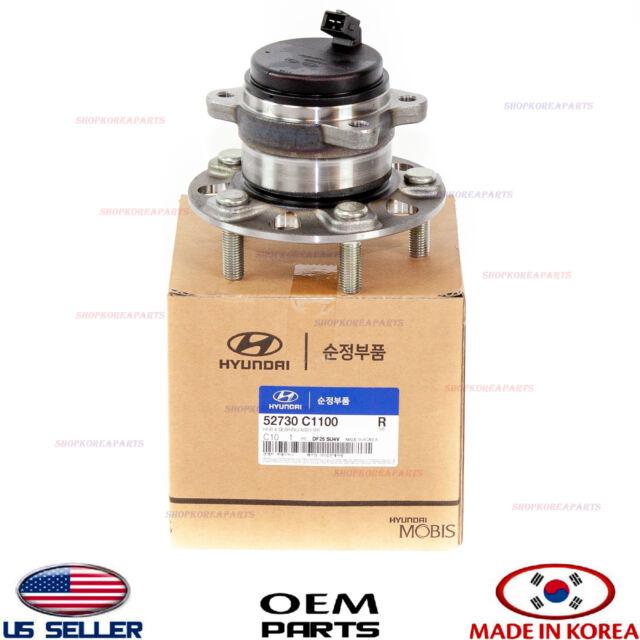 HYUNDAI OEM 2015 Sonata Rear-Hub /& Bearing Assembly 52730C1100
