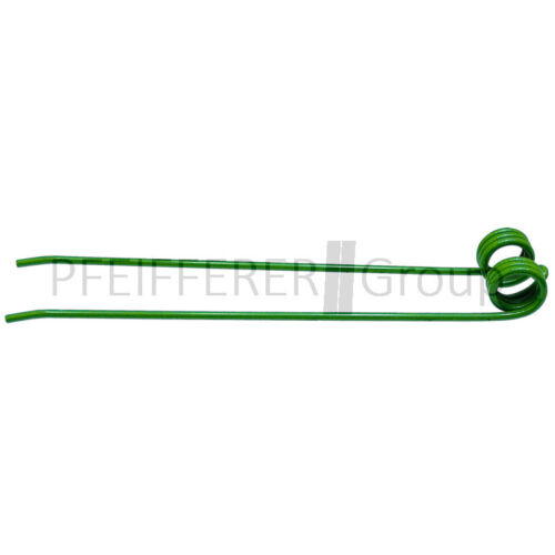 0699780 0621811 Schwaderzinken grün pas f JF-STOLL R 285 DS uvm V-Nr