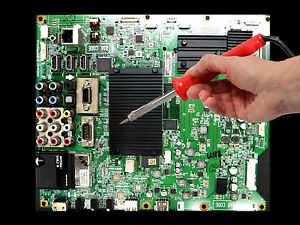 Details about REPAIR SERVICE FOR 42LE5500 / EAX61748102 MAIN BOARD