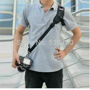 Digital-SLR-Camera-Single-Strap-Shoulder-Quick-Rapid-Camera-Sling-Strap-For-Bag