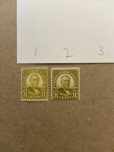 US Stamp Scott #560 Grant 1923-choose 1 Stamp Only  #1 Or #2..Mint Hinged