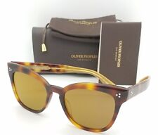 NEW Oliver Peoples Brennon Frame OV5337F 1474 54 Tortoise Gold AUTHENTIC Classic