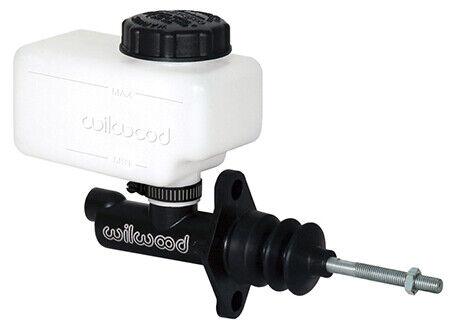 "Wilwood Compact Remote Flange Mt Master Cyl-Banjo Outlet 7//8/"" #260-13621"