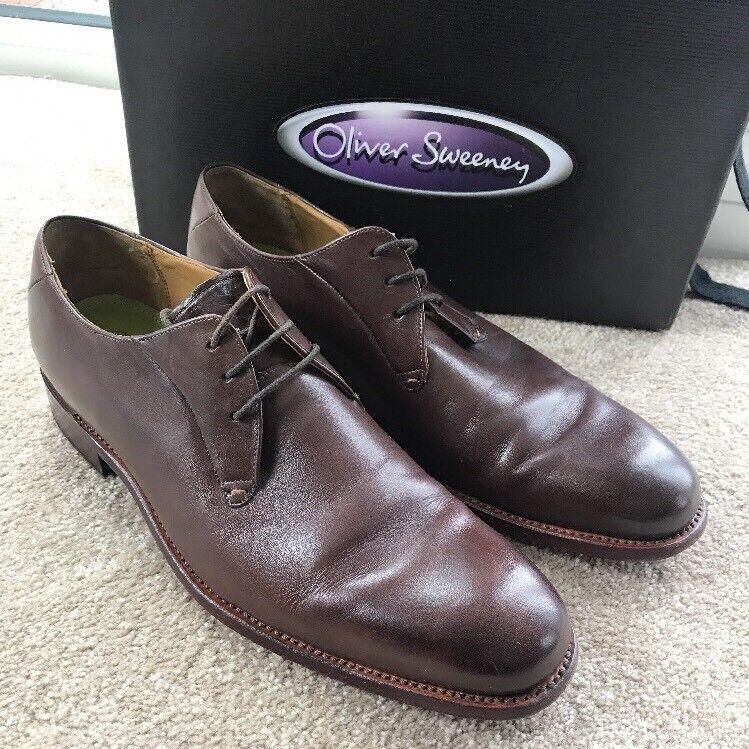 - Neu/original Ordentlich Santoni Schuhe Herrenschuhe Businessschuhe Gr 6 40