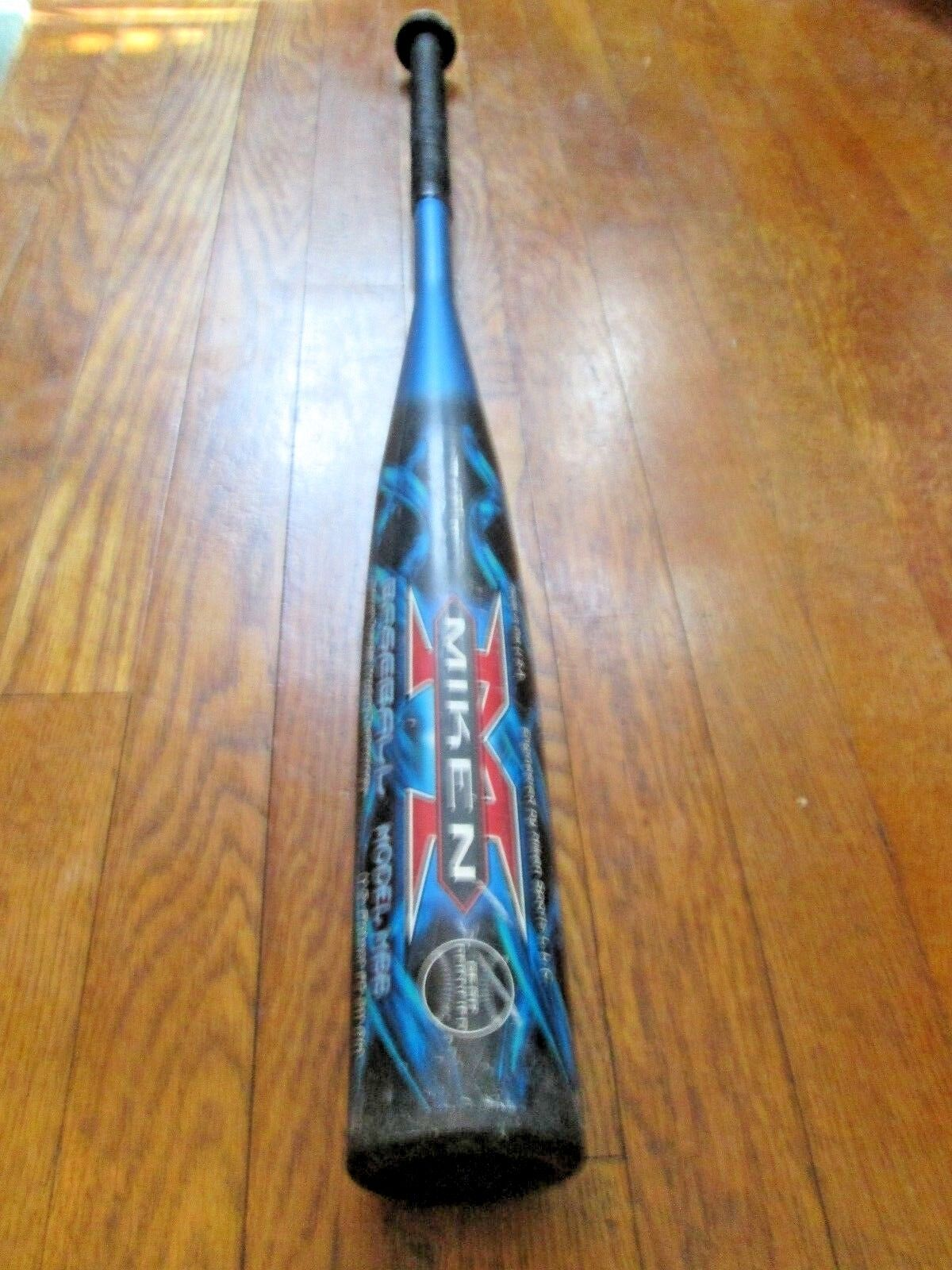 Miken 31 28 MBB Burn Composite Adult Baseball Bat (-3 BESR)