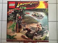 Lego Indiana Jones Kingdom Of The Crystal Skull Set 2625