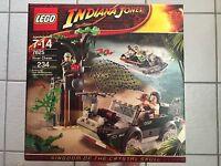 Lego Indiana Jones Kingdom Of The Crystal Skull Set 2625