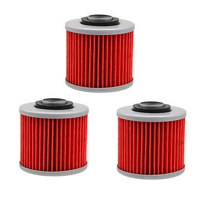 6x Oil Filter For Yamaha XVS1100 DragStar 99-05 XVS1100A Dragstar Classic 99-07