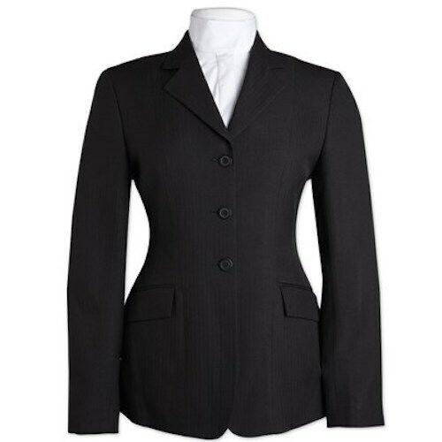 Nuevo  con etiquetas damas RJ Classics Devon azul Label mostrar Abrigo 12 Negro Corto  hermoso