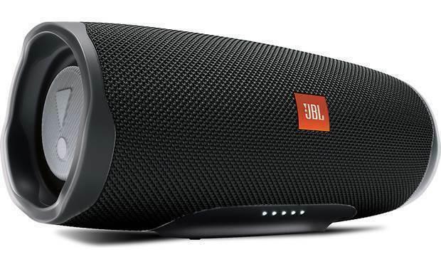 charge 4 portable bluetooth speaker black