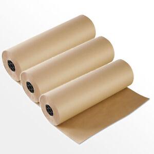 3-Rollen-50-cm-breit-x-250-lfm-Schrenzpapier-Packpapier-80g-m-1-Rolle-10kg