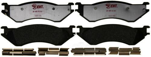Disc Brake Pad Set-Element3 Hybrid Technology Rear Raybestos EHT702AH