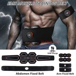 EMS-stimolatore-muscoli-addominali-Training-Gear-TONER-Core-tonificante-per-addominali-Cintura