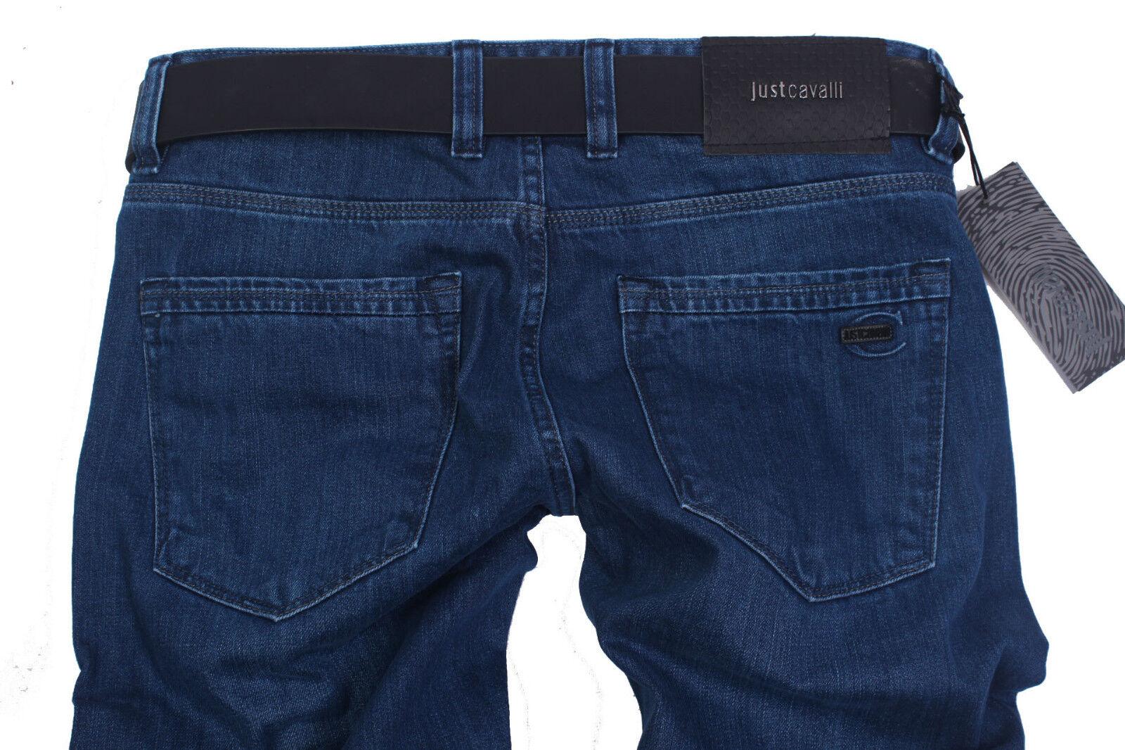 Brand New Just Cavalli   Men's Jeans+Gift Belt 7028 Size 30