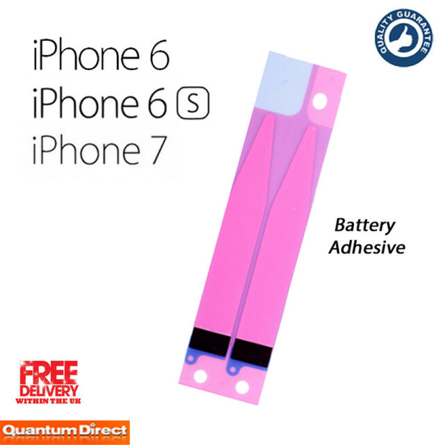 NEW iPhone 7 Battery Adhesive Sticker UK Stock
