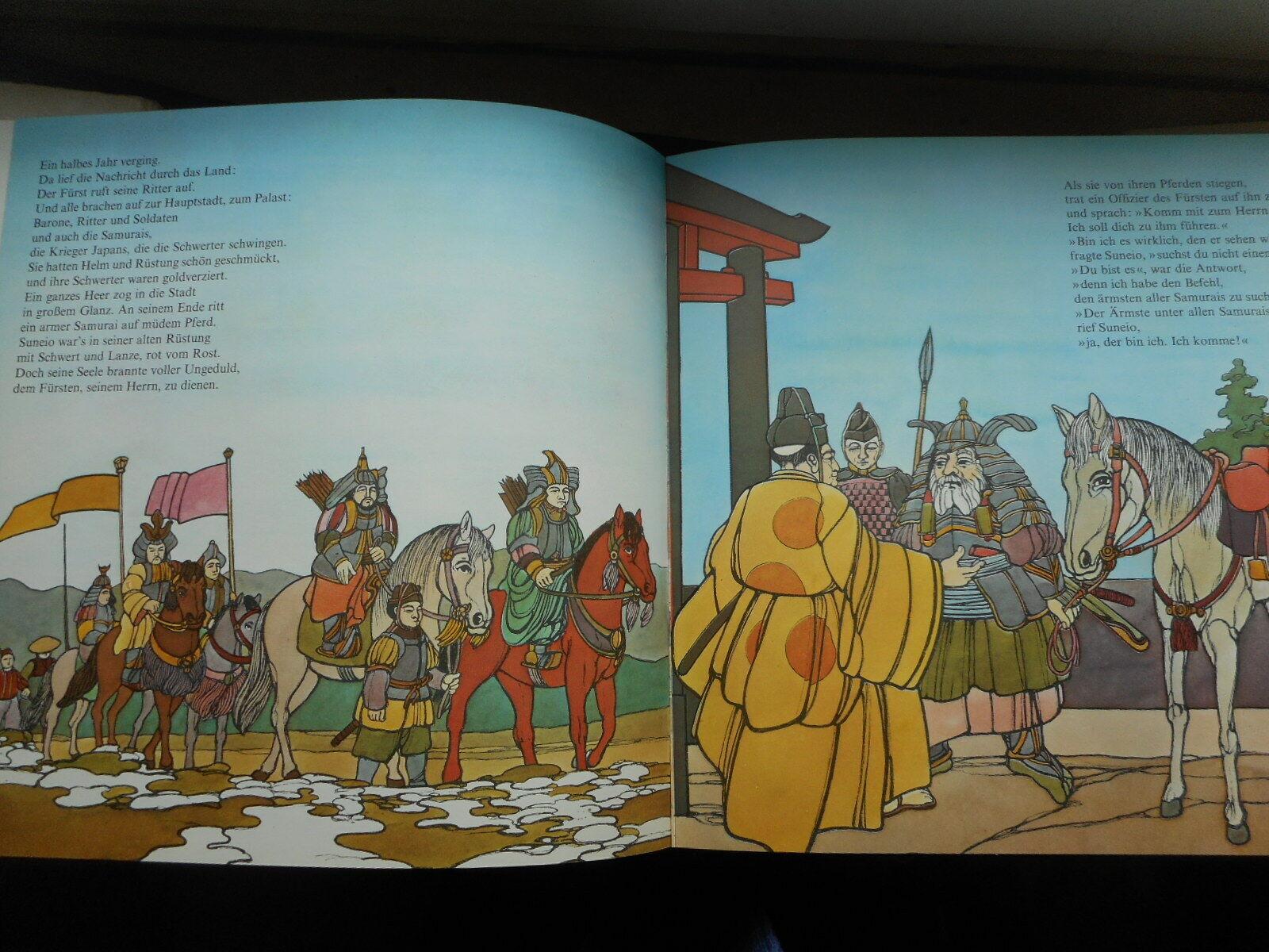 A. M. CocagnacAlain Le Foll: Suneio der Samurai 1970