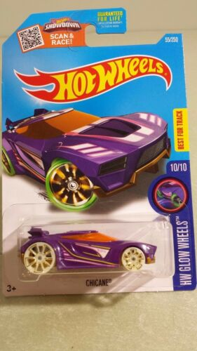 Hot Wheels Chicane DHW72 E