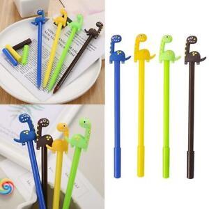 0-5mm-Cute-Dinosaurs-Ballpoint-Gel-Pens-Stationery-School-Office-Supplies