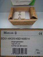 MOELLER BD01-AK2X/4SD163S14 ABGANGSKASTEN