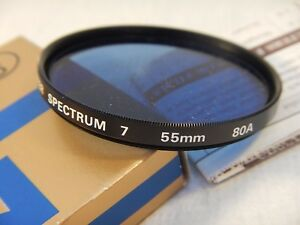 55-mm-Promaster-Spectrum-7-80A-Blue-Color-Conversion-Filter