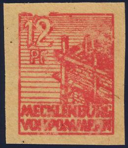 SBZ-MiNr-36-y-f-G-U-ungezaehnt-Gummidruck-postfrisch-gepr-Kramp-Mi-750