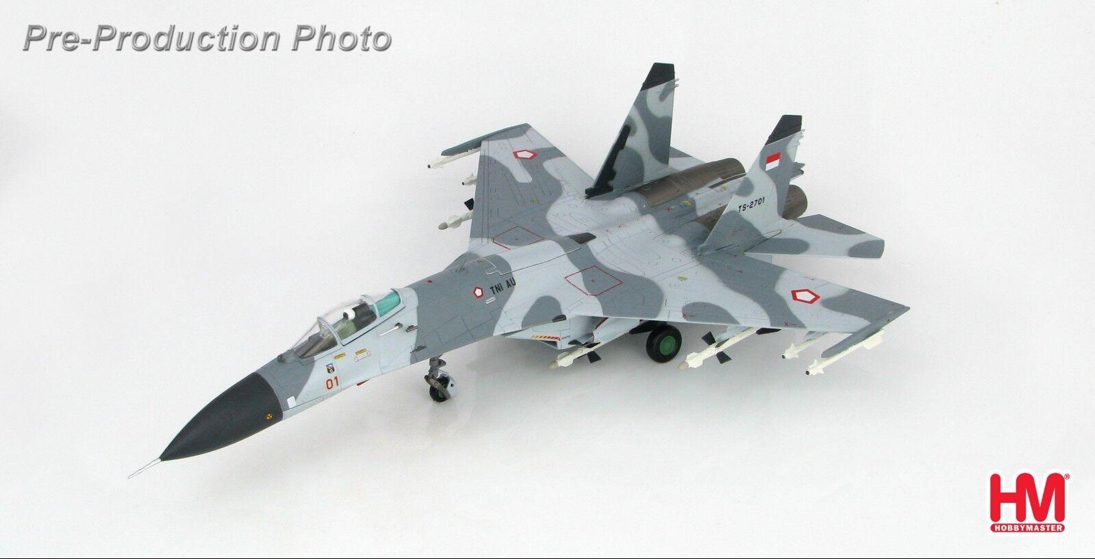 Sukhoi Su-27SK Flanker TS-2701 TNI-AU Indonesian Air Force Hobby Master HA6004