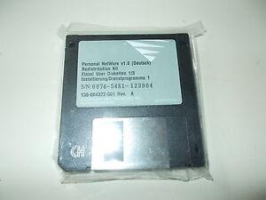 Novell Personnel Netware V. 1.0, #k-7-6-afficher Le Titre D'origine 100% D'Origine