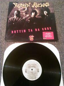 ROTTIN-RAZKALS-ROTTIN-TA-DA-CORE-039-PROMO-039-LP-N-MINT-ORIGINAL-U-S-ILLTOWN