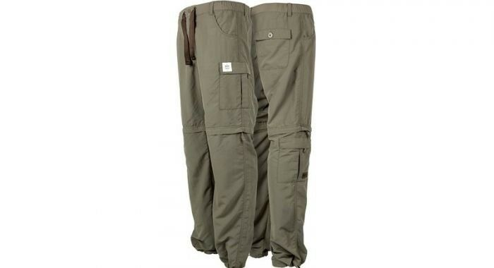 Nash Light Combats Regular Trousers Hose Angelhose Anglerhose